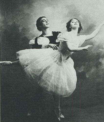 Karsavina & Nijinsky