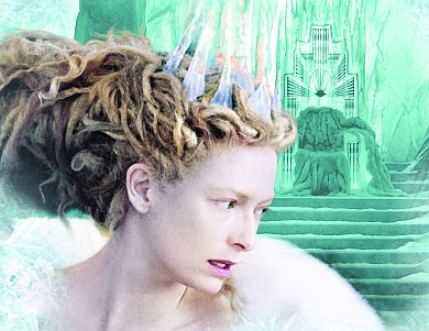 Tilda Swinton as The Witch