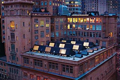 Carnegie Hall Studio Towers