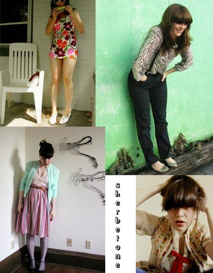 Sherbetone Interview Collage