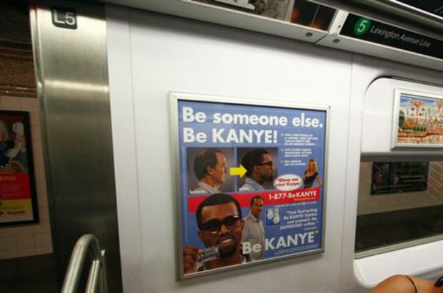 Kanye Ad
