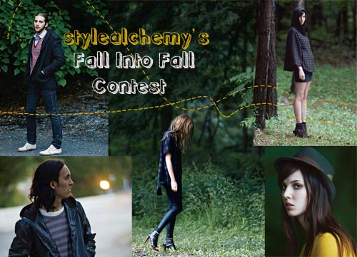 stylealchemy fall into fall contest