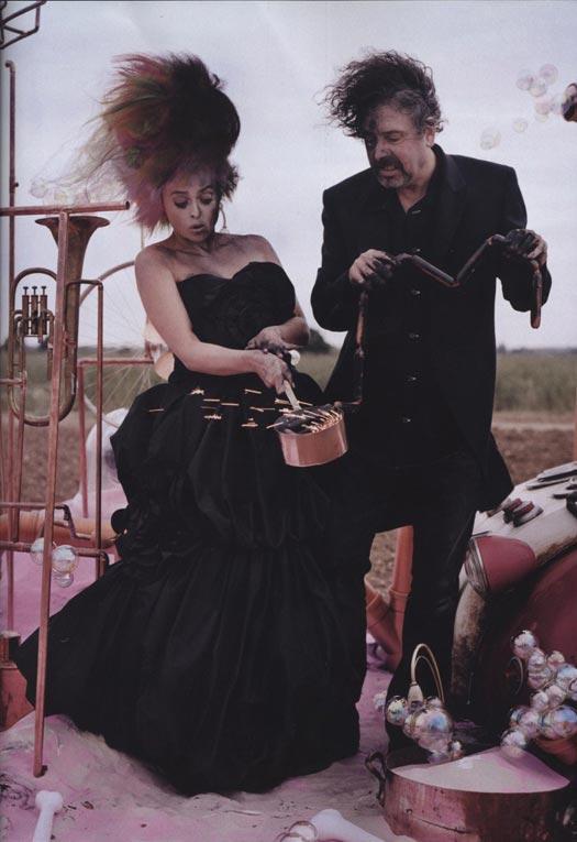Tim Walker Vogue Dahl editorial on stylealchemy