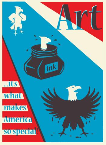 Populist Poster Art