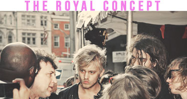 The Royal Concept