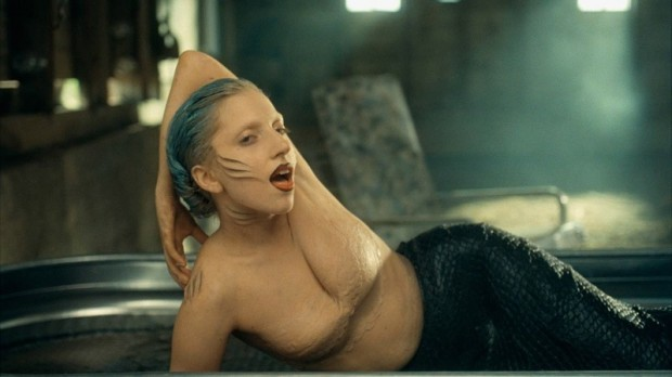 Lady-Gaga-You-And-I-Mermaid