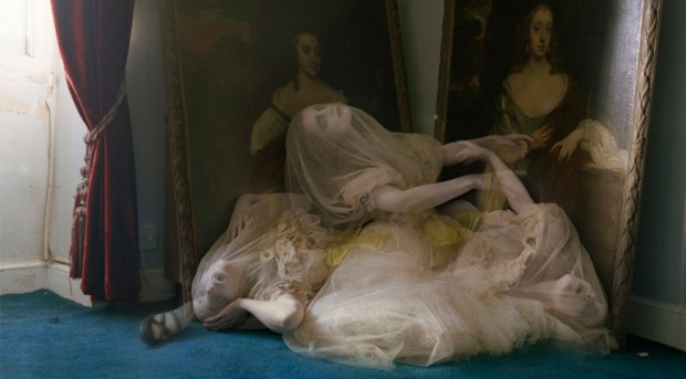 Guinevere van Seenus: Dreaming of Another World - Vogue Italia by Tim Walker, March 2011