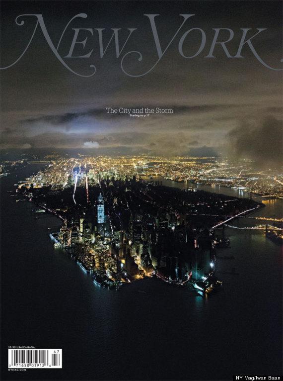 NY Mag Hurricane Sandy cover